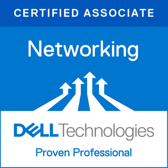 Dell Technologies Associate - Networking Certification