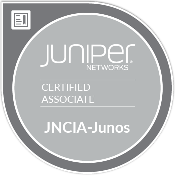 Juniper Networks Certified Associate, Junos (JNCIA-Junos)